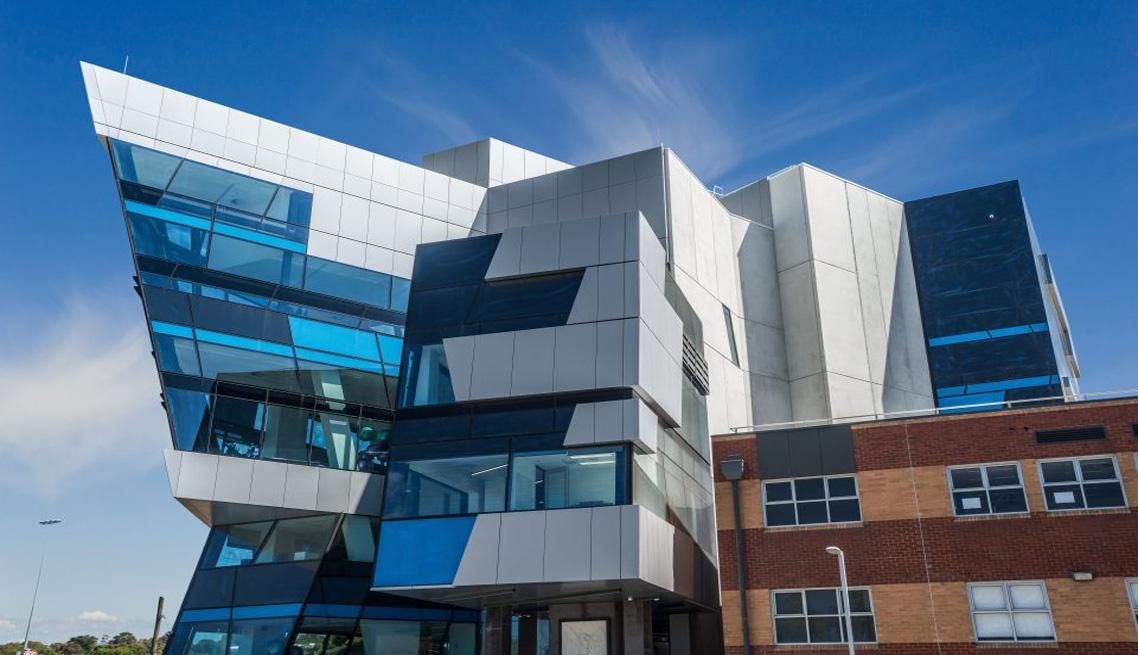 Deakin University Building U Project
