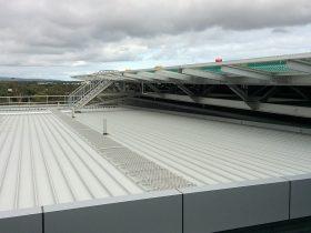 Engineering Dynamics Adelaide Hospital Helipad