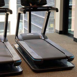 Engineering Dynamics Treadmill Isolation Systems