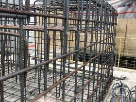 Engineering Dynamics Design Assembly & Installation of 2.4m Deep Inertia Block Concrete