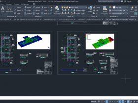 Engineering Dynamics Engineering Design AutoCad Drawing