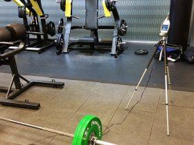 Engineering Dynamics Onsite Gym FLoor Isolation Measurement