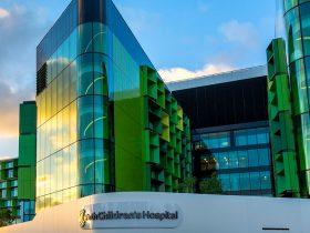Engineering Dynamics Perth Childen's Hospital Helipad & Pool Isolation