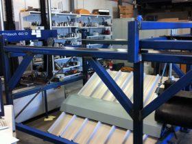Engineering Dynamics Roof Seal Drag Force Calibration Measurement