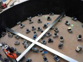 Engineering Dynamics Spa Isolation Installation