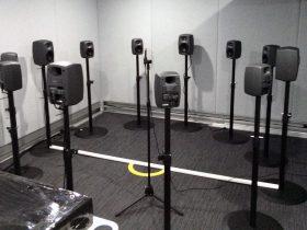 Engineering Dynamics Speaker System Phase Calibration