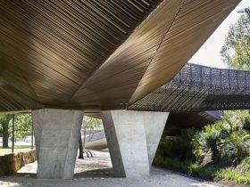 Engineering Dynamics Tanderrum Bridge