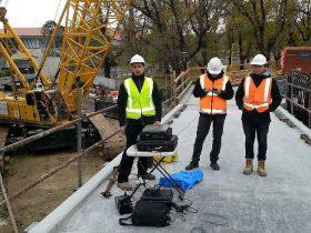 Engineering Dynamics Tanderrum Bridge Testing
